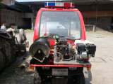 New Four Wheel ATV Fire Fighting Truck