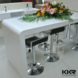Acrylic Solid Surface Modern Restaurant Bar Counter