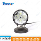 3inch 12W Auto Offroad COB Round LED Driving Light