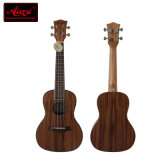 Koa Plywood Acoustic Concert Ukulele Guitar Musical Instrument