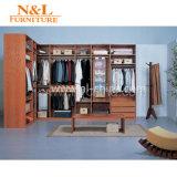 N&L MFC MDF Walk in Closet Wooden Wardrobe