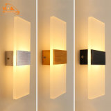 3W China Popular Modern Design Acrylic Lamp LED Wall Indoor Light
