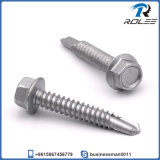 Disgo Stainless Steel 410 Hex Washer Head Self Drilling Screw