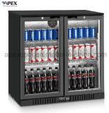 Glass Door Back Bar Beer Commercial Refrigerator Beer Chiller Madre in China