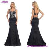 Newest Fashion Ladies Sequins Formal Evening Dresses E18357