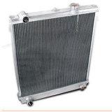 Professional Supply Isuzu Aluminum Radiator of 8972136641 8971773731 897128887