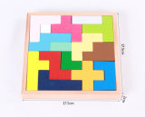 Wooden Puzzle Educational Game for Kids