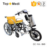 Tew003 E-Bike Electric Wheelchair Conversion Kits Power Drive Trailer Handcycle