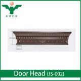 Modern House Front Door Design Copper Door Villa Entry Exterior Door Header