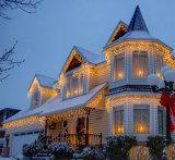 LED Icicle Holiday Light for Christmas Wedding Decoration