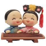 Wedding Craft, Resin Craft for Souvenir Gift Wedding Home Decoration