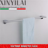 High Quality Zinc Chrome Plate Bathroom Single Towel Bar