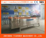 High Pressure Spray Potato Washing Polishing Machine 1200