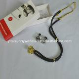 Golden Head Sprague Rappaport Type Stethoscope Sw-St03c