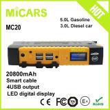 New Hot Selling High Power Portable Multi-Function Jump Starter for 12V Car