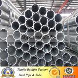 Pre-Galvanized Steel Round and Square Pipe/Tube