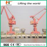Single Girder Slewing Container Jib Portal Crane