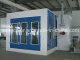 Direct Drive Turbo Fan Car Paint Baking Booth