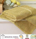 16s Dyed Striped Bath Towel Egyptian Cotton Towels