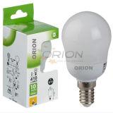 High Light Output 9W, 11W, 20W, 25W Global Compact Fluorescent Light