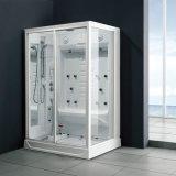 Romantic Double Steam Shower Cabin (M-8231R/L)