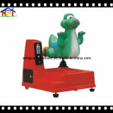 Baby Swing Ride Kiddie Dancing Car Electric Green Toy with Music