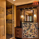 Cheap Price Common Used Brown Mixed Glass Mosaics (H420019)