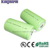D Size 1.2V 4000mAh Low Self-Discharge NiMH Battery