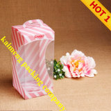 Hot Selling Wholesale Package Folding Plastic Box with Lid