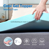 Hot Sale Cool Gel Infused Topper Memory Mattress Topper