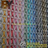 Decorative Aluminium Chain Restaurant Curtain