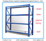 Medium Duty Shelving with Steel Panel for Warehouse Storage