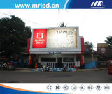 P10 Advertising LED Display in Foreign Country