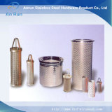 Heavy-Duty Wire Mesh Basket Filter