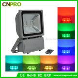 IP65 100W RGB LED Floodlight