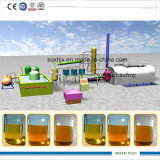 up-Dated Technology 5 Ton Waste Oil Recycling Plant to Diesel