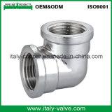 OEM&ODM Quality Polishing Brass Elbow (AV9008)