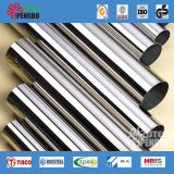 Ss 304 316 Mirror Polish Seamless Stainless Steel Pipe