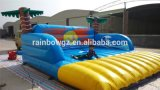 New Design Inflatable Surfing Wave Board Water Games for Sale