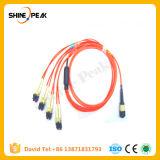 Multi Mode Optical Fiber MPO Connector
