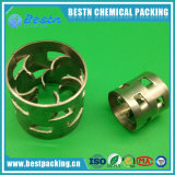 50mm Pall Ring Packing Stainless Steel 304 316 Metallic Material