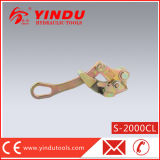 20 Kn Easily Operated Cable Steel Wire Rope Grip (S-2000CL)