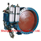 Hydraulic Control Slow Closed Butterfly Valve