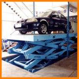 Scissor Type Floor to Floor Lift Stacking Parking System (S-VRC)
