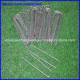 Rust Resistance Galvanized Steel Wire U Type SOD Staple