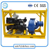 Price of Horizontal End Suction Large Volume Water Pump with Engine Set