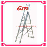 3 Section Extension Ladder 6m