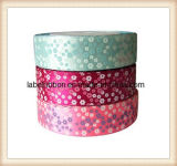 High Qualtity Printed Decoration Satin Ribbon (dB008#)