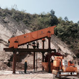 Mobile Quarry Crushing and Screening Plant (80-150t/h)