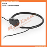 Two Way Radio Throat Activated Microphone (RTM-01)